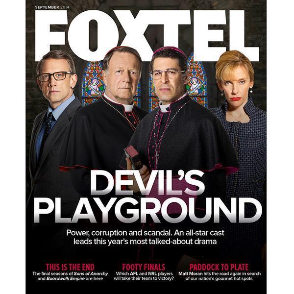 Devils Playground 1x05 /  Игрите на дявола 1x05 (2014)
